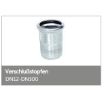 Pressfittings Verschlussstopfen