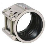 Stainless steel pipe couplings FLEX 2L