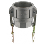 KAMLOK couplings, nut with female part