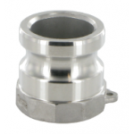 KAMLOCK male part with inside thread