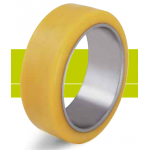 Bandages with polyurethane tread Extrathane