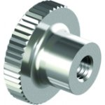 High knurled nut DIN 466