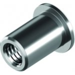 Blind rivet nut, flat head DIN 9315