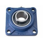 Standard flanged cast iron with steel bearing insert