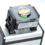 Feedback unit for pneumatic rotary actuator