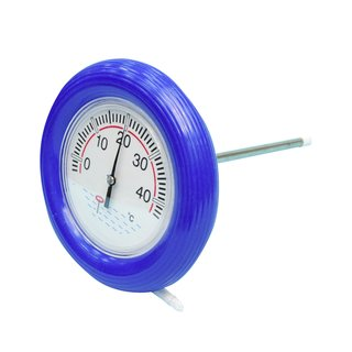Smart Poolthermometer dm 18cm blau